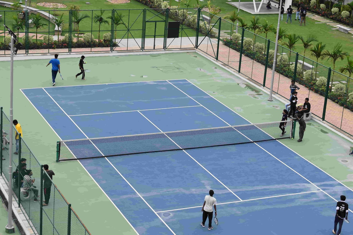 Meraki Fiesta – Tennis