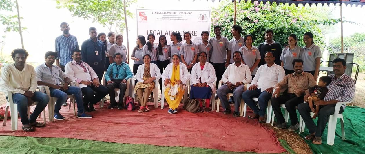 Medical Camp at Kundelkunta Village