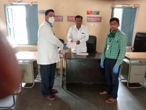 Distribution of Immunity boosters – Ameerpet Village (2nd Phase)