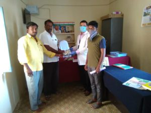 Distribution of Immunity boosters – Bahadurguda village (2nd Phase)
