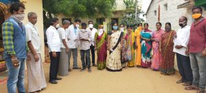 Distribution of immunity boosters - Venkammaguda