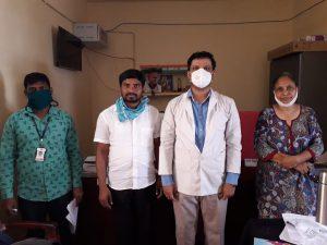 Distribution of immunity boosters - bahadurguda