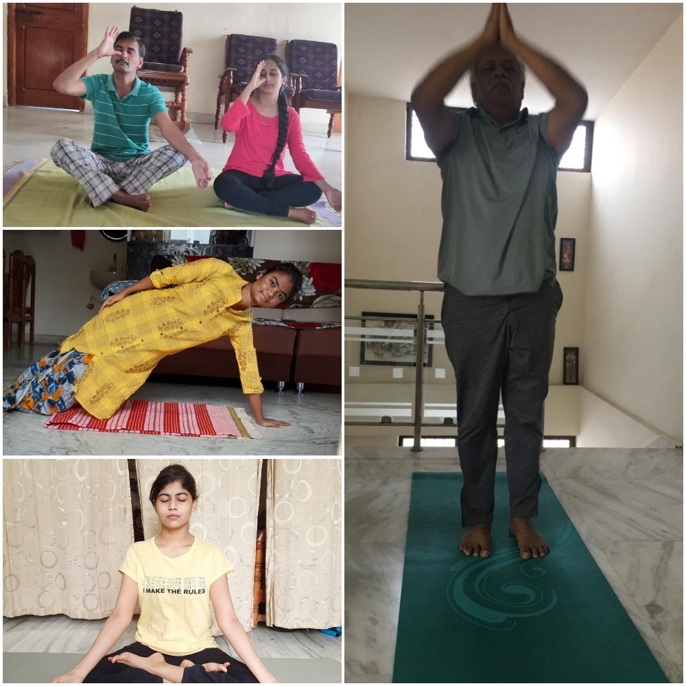 YOGA IS VALUABLE TOOL TO INCREASE PHYSICAL ACTIVITY AND DECREASE NONCOMMUNICABLE DISEASE