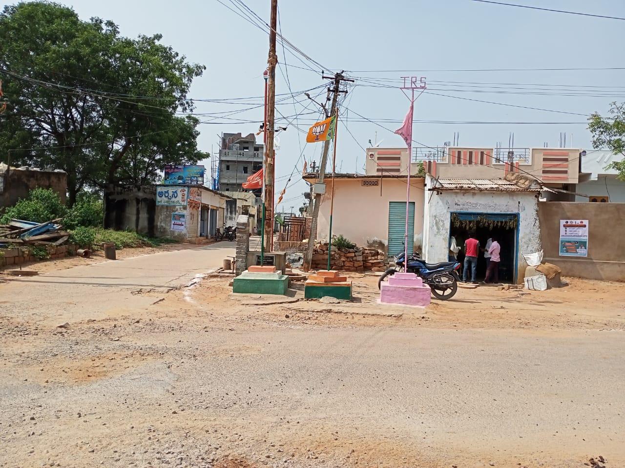 Janandolan campaign on COVID 19 – Gollapalli ward No.9 municipality, Shamshabad